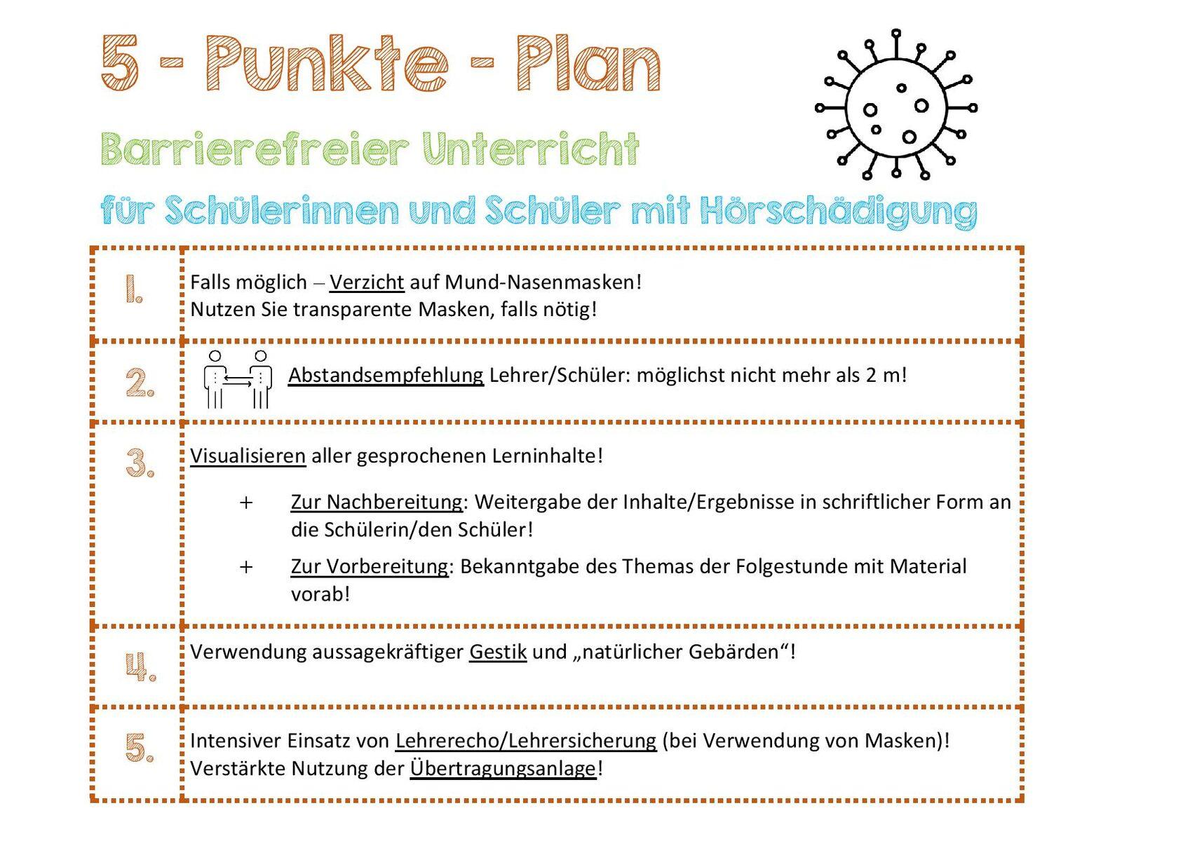 5-Punkte Plan_MSD
